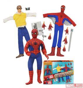 Diamond-Select-Retro-Spider-Man-Collectors-Set-1