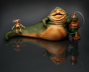 Hasbro 2014 SDCC Jabba set_detail photo1