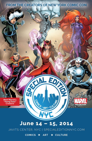 Marvel Comes To SE NYC 2014