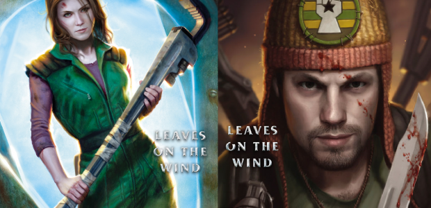 If you've been reading Leaves on the Wind, then you're already caught up on what is currently going on. Funnily enough, this review is my way of catching up with […]