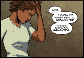 Tomb Raider 3 Panel 1