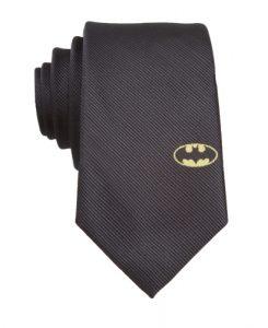DC Comics Batman Logo Four-In-Hand Tie