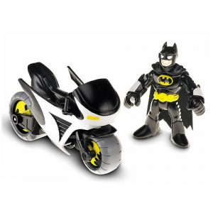 Fisher Price Imaginext Batman with Batcycle