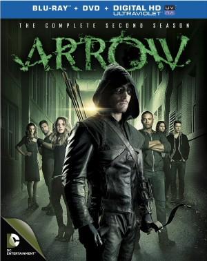 arrow second season