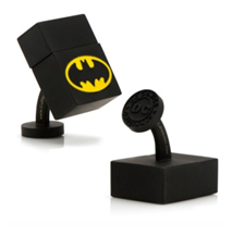 batman cufflink gh