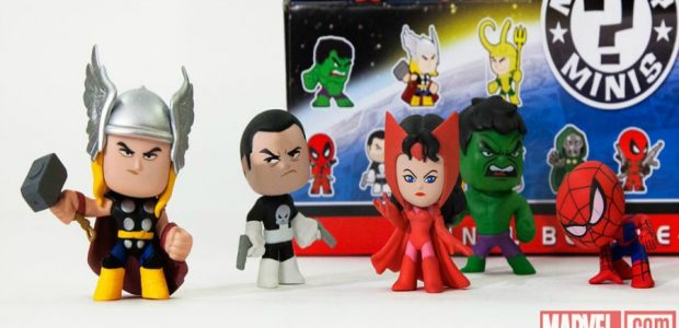 """It's time, once again, for a new…""""mini"""" show. This week, your friendly neighborhood jman goes on and on (ad nauseam) about blind bags and mystery boxes."""
