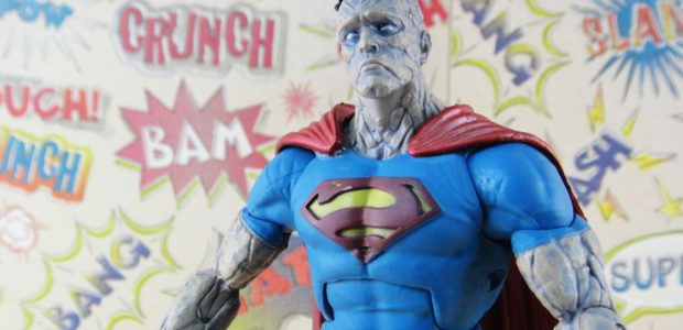 I've really got mixed feelings about the New52 Bizarro.  On the one hand, I like the overall design of the character, especially this DC Collectibles figure (once again, DC Collectibles […]