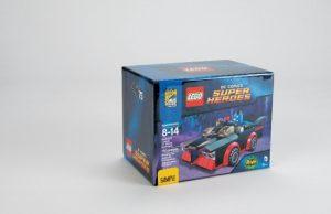 Batmobile packaging