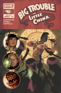 Big Trouble in Little China 001 - SDCC