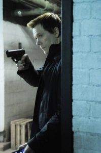 Kevin Bacon stars as Ryan Hardy in The Following, returning midseason on FOX. (Photo Credit: © Warner Bros. Entertainment Inc. All Rights Reserved.)
