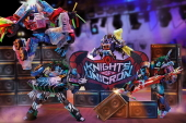 Hasbro SDCC 2014_30th Ann Tour Edition_on stage