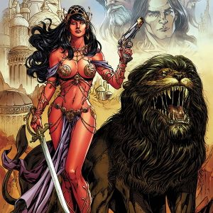 DYNAMITE SIGNS RON MARZ TO NEW ONGOING JOHN CARTER: WARLORD OF MARS SERIES; BURROUGHS' ICONIC HERO RETURNS TO COMICS WITH NEW #1 LAUNCH IN NOVEMBER Dynamite Entertainment is proud to […]