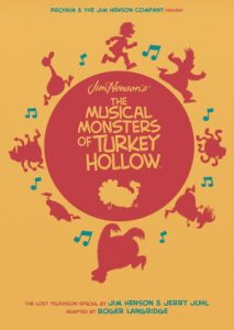 Jim Henson's Musical Monsters of Turkey Hollow Preview Book - SDCC