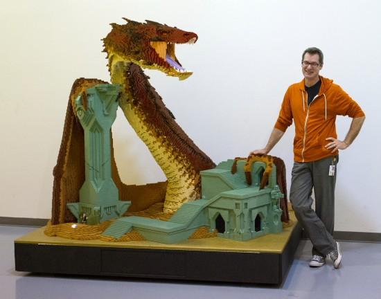 LEGO Smaug-Erik Varszegi