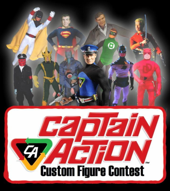 capt action custom