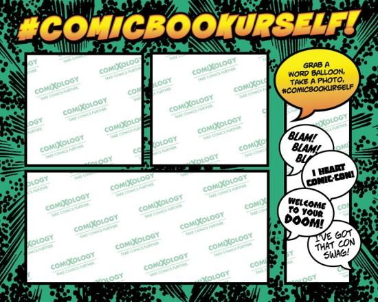 comic book yourself