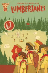 lumberjanes 01