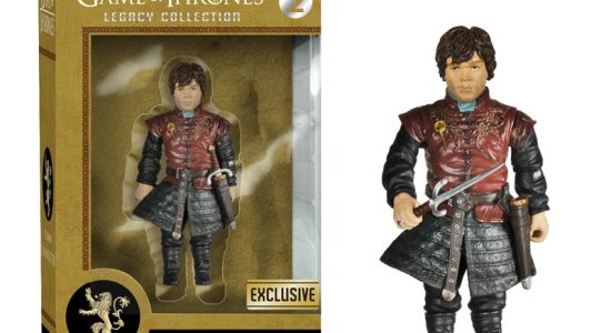 Tyrion Lannister Hand of the King Legacy Figure available exclusively at Walgreens! In stores now!