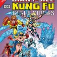 The treasury edition will be available this September After a wildly successful debut at SDCC, GIANT-SIZE KUNG FU BIBLE STORIES, edited by Erik Larsen (SAVAGE DRAGON) and Bruce Timm (Batman […]