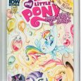 IDW Publishing, Hasbro, And Heritage Auctions Help Give Kids The World The Heritage Auctions for the one-of-a-kind variant of IDW's My Little Pony: Friendship is Magic #12 and the original […]