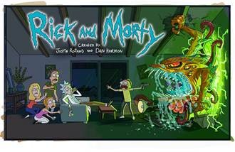 rick and morty 01