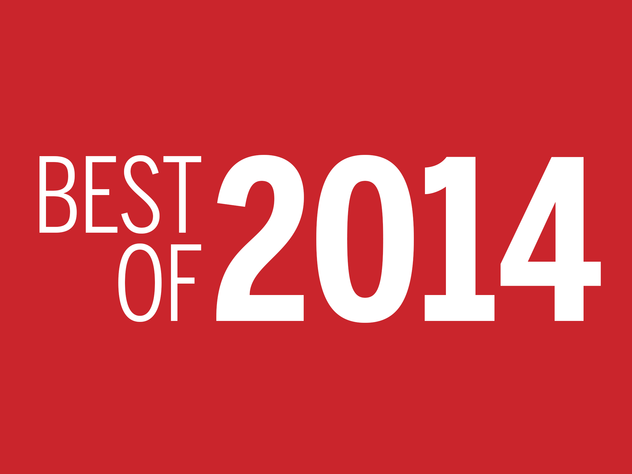 fanboy factor podcast episode 29 the best and worst of 2014