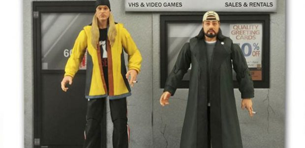 …in action figure form, that is. Brian Isaacs and your friendly neighborhood jman do their first ever, totally live Toy Review. Courtesy of Diamond Select, your favorite fanboys take a […]