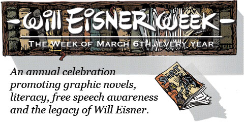 To celebrate Will Eisner Week, Brian Isaacs and your friendly neighborhood jman talk with Danny Fingeroth, Chair of the Will Eisner Week Organizing Committee, about Will Eisner, his lasting contributions […]