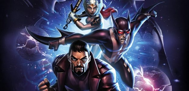 Brian Isaacs and your friendly neighborhood jman take a look at DC Animated's new movie Justice League:  Gods and Monsters.  After that, you're favorite fanboys delve into the week's events […]