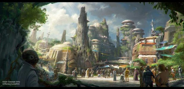 With D23 expo 2015 in the history books, Brian Isaacs and your friendly neighborhood jman get to the task at hand of unpacking all the info coming out of the […]