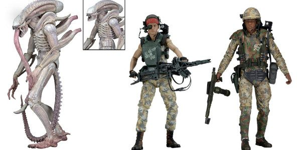 Celebrate the 30th Anniversary of Aliens with three extraordinary action figure debuts! Series 9 includes the first-ever Private Vasquez and Private Frost figures with authorized likenesses, as well as an […]
