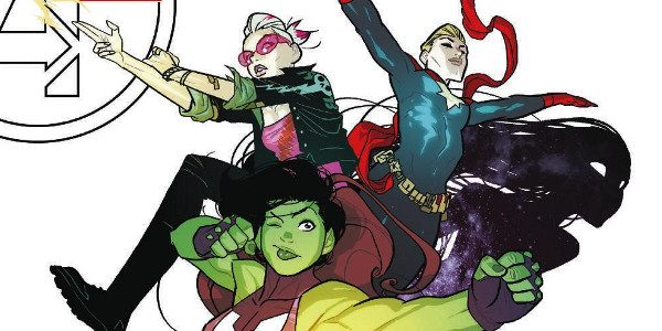 All-New Story Arc Begins Here! A-Force is back with a brand new story arc and they're bringing a brand new creative team along for the ride! Today, Marvel is pleased […]