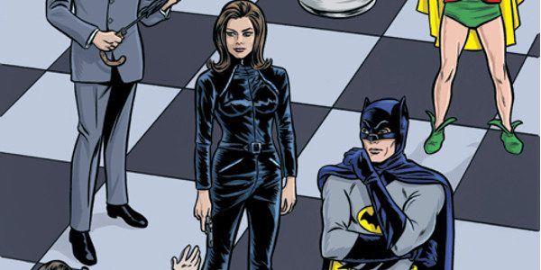 DC Entertainment in partnership with BOOM! Studios announced today an all-new Digital First comic book miniseries BATMAN '66 MEETS STEED AND MRS. PEEL Holy 1960s-TV crossover! Capitalizing on the past […]