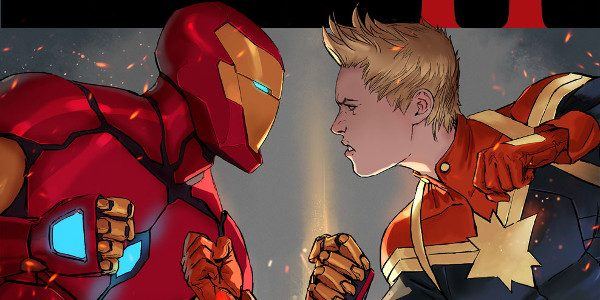 The Battle Begins This June! This is it! War comes to the Marvel Universe this June as the Earth-shattering comics event of 2016 comes to comic shops with a jam-packed […]