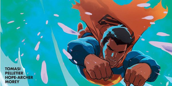 """In the month of April the epic saga """"The Final Days of Superman"""" began with Superman #51. This eight-issue story arc spanning four different titles sets the stage for the […]"""