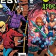 In January, DC Entertainment announced the return of the beloved characters from Hanna-Barbera in all new stories—and this lineup wouldn't be complete without Jonny Quest and Scooby and the gang!