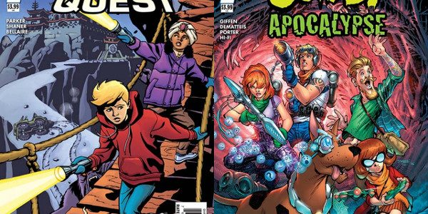 In January, DC Entertainment announced the return of the beloved characters from Hanna-Barbera in all new stories—and this lineup wouldn't be complete without Jonny Quest and Scooby and the gang! […]