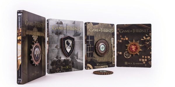 Features Art Inspired by Emmy® Award-Winning Opening Credits & Dolby Atmos® Audio Available June 7, 2016 Game of Thrones, the most-watched HBO® original series and best-selling TV on DVD title […]