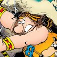 Announced today at Emerald City Comicon, Dark Horse will deliver a new ongoing Groo series: Groo: Fray of the Gods.