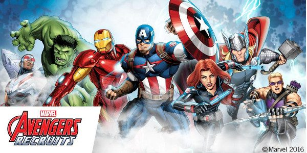 Marvel is expanding the ways its younger fans can dive into the Marvel Universe with its all-new and kid-friendlyAVENGERS RECRUITS poster activity, all part of the expanded MarvelKids.com. Beginning now, […]