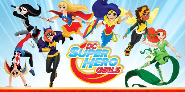 Meet the Voice of Supergirl DC Super Hero Girls is back! Season two of the bi-weekly webseries debuted today on the DC Super Hero Girls website and YouTube channel, and the Super Hero […]