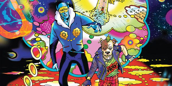 Dark Horse Presents Brendan McCarthy's Mind-Warping New Graphic Novel Dark Horse Comics announces the release of Brendan McCarthy's psychedelic comics opus Dream Gang. Collecting the story originally published in Dark […]