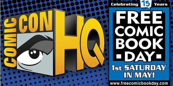Over 6 million comics to be given away for free to fans On Saturday May 7th, over 2,300 comic book shops across North America and around the world will give […]