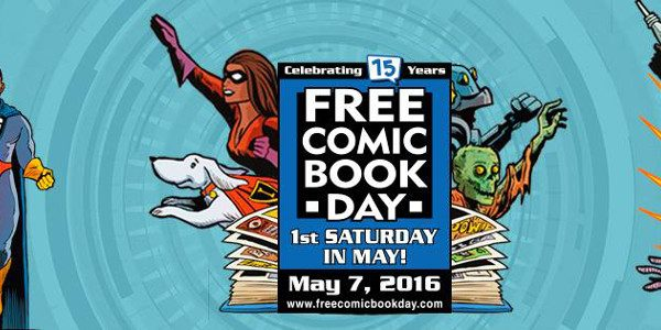 Free Comic Book Day is almost here and as comic book shops are getting ready for the sea of people, you should also be getting ready to have an amazing […]