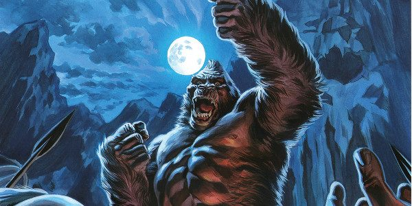 Award-winning publisher BOOM! Studios andDeVito Artworks LLC are excited to announce Kong of Skull Island, an original, limited comic book series debuting in July featuring the famous gargantuan ape, King […]