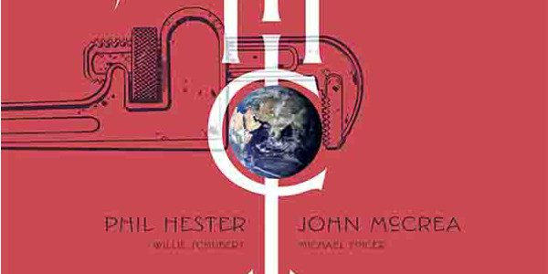 """""""MYTHIC is a joy to read.""""—Rick Remender (LOW, TOKYO GHOST) Eisner-nominated writer Phil Hester (Green Arrow, INVINCIBLE UNIVERSE) teams up with Eisner-winning artist John McCrea (Hitman, The Boys) for the […]"""