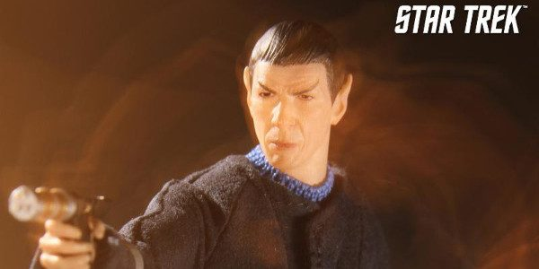 The One:12 Collective is proud to present Spock as he appeared in the 1st filmed Star Trek episode, The Cage. Available exclusively from GetSpock.com, this limited-edition figure is produced for […]