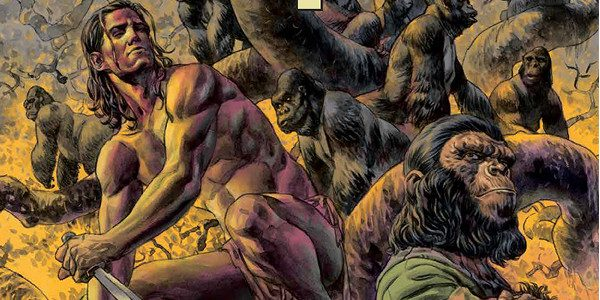 Dark Horse Comics and BOOM! Studios deliver an action-packed crossover! Announced today at Emerald City Comicon, Dark Horse Comics will publish a new Tarzan tale with the help of BOOM! […]