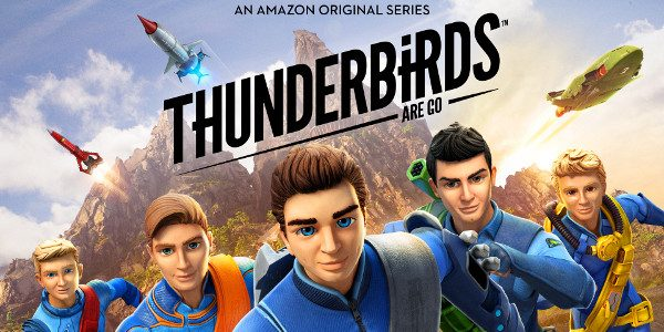 The first season of Amazon's original animated kids series Thunderbirds Are Go, is now available to stream for Prime members. All 13 episodes of season one are available to stream […]