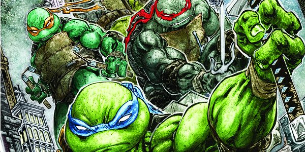 Teenage Mutant Ninja Turtles Universe To Launch In August IDW Publishing will launch a second ongoing comic series based on Nickelodeon's Teenage Mutant Ninja Turtles. IDW has been home to […]